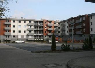 OSIEDLE ZŁOCISTE JARZĘBINY II Wrocław, ul. Zatorska