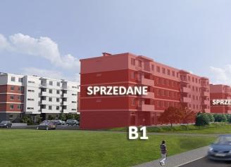 Wrocław ul. Kamieńskiego Osiedle Pod Platanami - Etap II