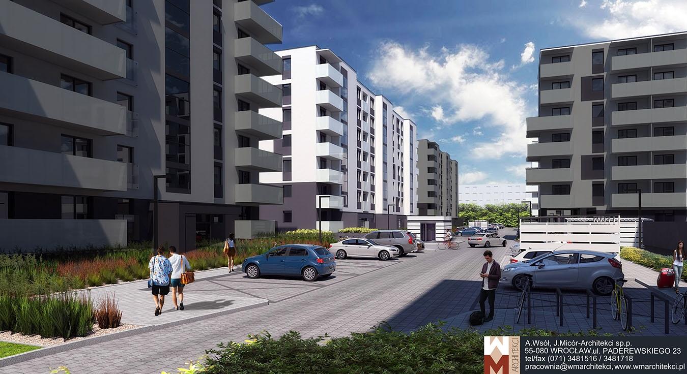OSIEDLE CZARTORYSKIEGO - Budynek B4 - zakończenie budowy: listopad 2022 r.