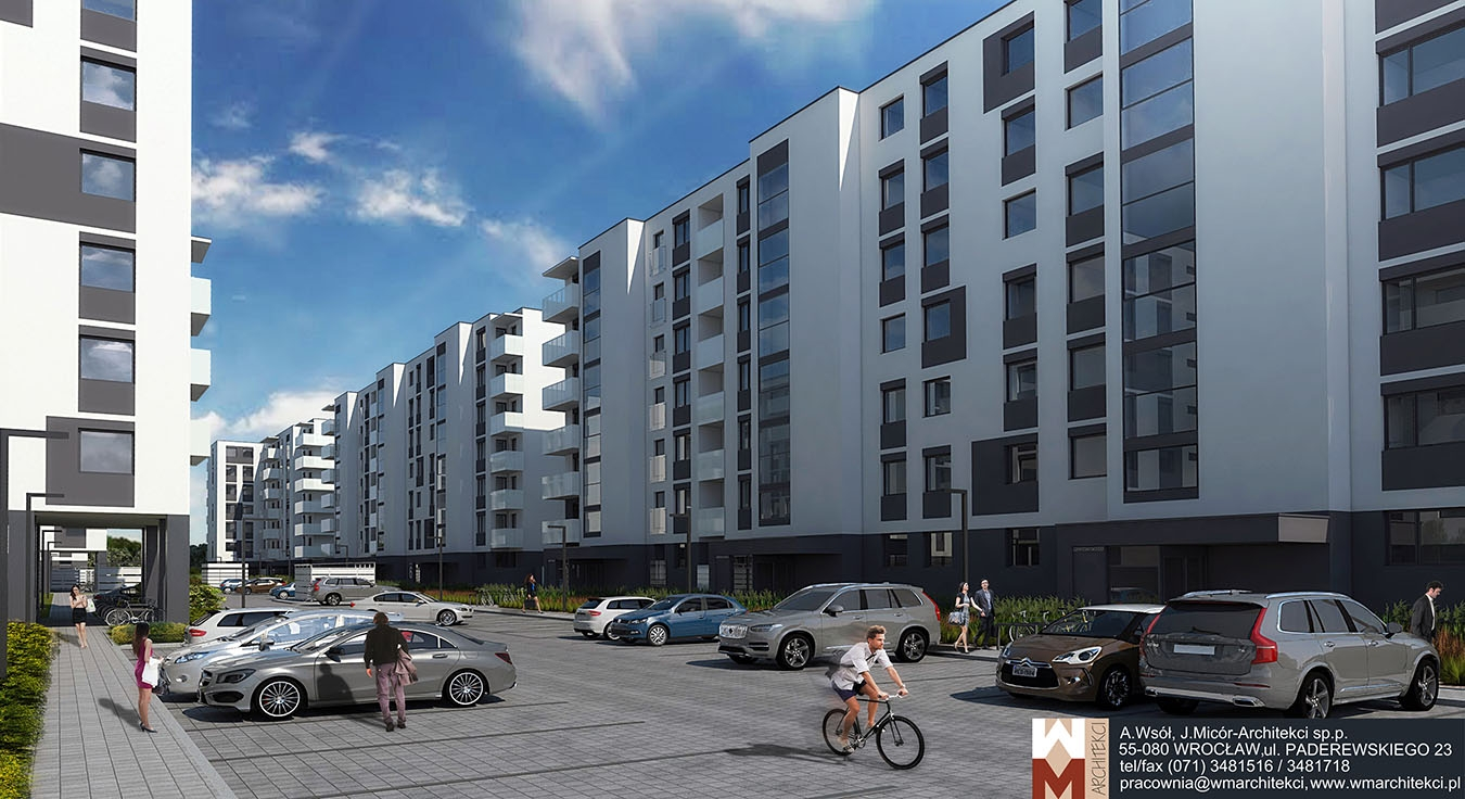 OSIEDLE CZARTORYSKIEGO - Budynek B6 - zakończenie budowy: listopad 2022 r.