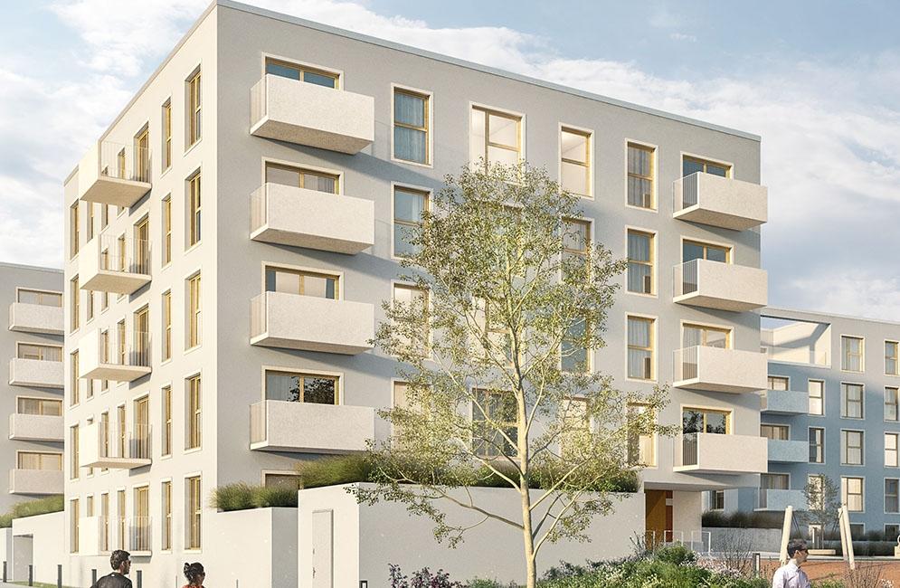 NOWA ZATORSKA - Budynek D-Zakończenie budowy 30.09.2021 r.